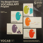 Robert S. Breen - Bergen Evans Vocabulary Program