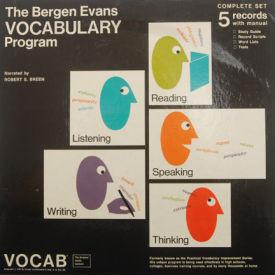 Robert S. Breen - Bergen Evans Vocabulary Program