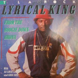 T LA Rock - Lyrical King