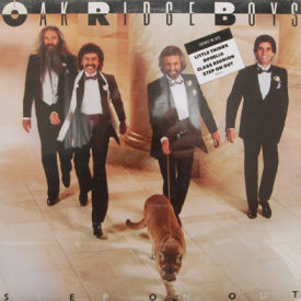 Oak Ridge Boys - Step On Out – SEALED