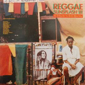 Various - Reggae Sunsplash '81 – A Tribute To Bob Marley