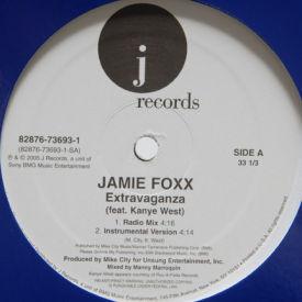 Jamie Foxx Featuring Kanye West - Extravaganza