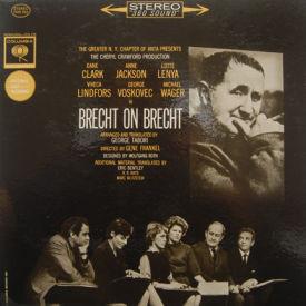 Soundtrack - Brecht On Brecht