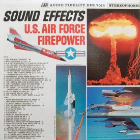 Sound Effects - U.S. Air Force Firepower