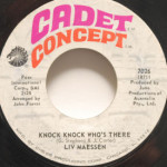 Liv Maessen - Knock Knock Who's There