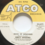 Percy Wiggins - Can't Find Nobody/Book Of Memories