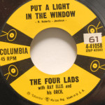 Four Lads - Put A Light In The Window