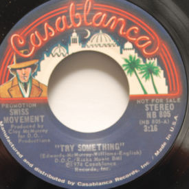 Swiss Movement - Try Something