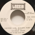 Lucille Spann - Country Girl Returns