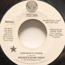 Brown's Home Brew - Cincinnati Floor