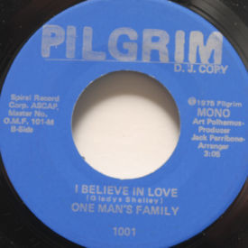 One Man's Family - I Believe In Love