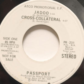 Passport - Cross-Collateral/Jadoo