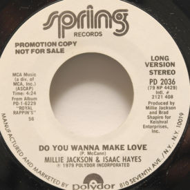 Isaac Hayes & Millie Jackson - Do You Wanna Make Love