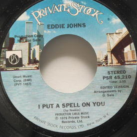 Eddie Johns - I Put A Spell On You