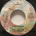 Kitty And The Haywoods - Love Shock/Makin' Love