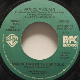 Janice McClain - Smack Dab In The Middle
