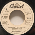 Marcia Ball - Good Times, Good Music, Good Friends