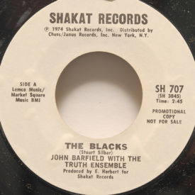 John Barfield With The Truth Ensemble - The Blacks/Lift Every Voice And Sing