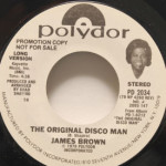 James Brown - Original Disco Man