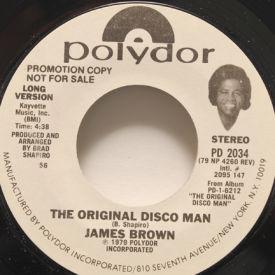 James Brown - Original Disco Man