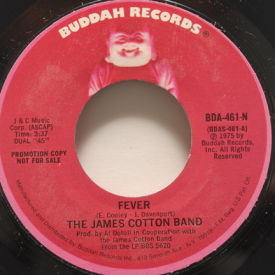 James Cotton Band - Fever/Boogie Thing