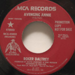 Roger Daltrey - Avenging Annie