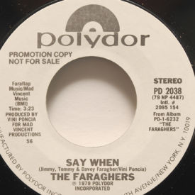 Faraghers - Say When