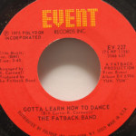 Fatback Band - Gotta Learn How To Dance/Do The Bus Stop