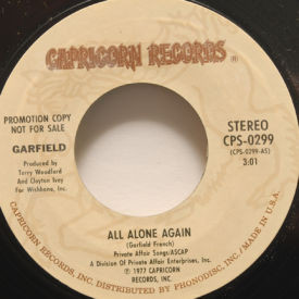Garfield - All Alone Again/Mississippi Jimmie