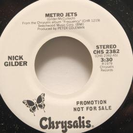 Nick Gilder - Metro Jets