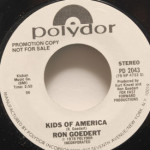 Ron Goedert - Kids Of America