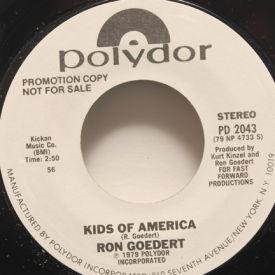 Ron Goedert - Kids Of America