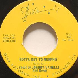 Johnny Vanelli - Gotta Get To Memphis/Let's Get Married