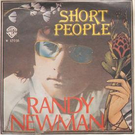 Randy Newman - Short People/Little Criminals