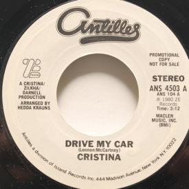 Cristina - Drive My Car