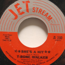 T-Bone Walker - She's A Hit