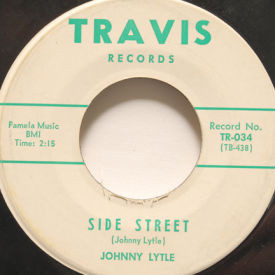 Johnny Lytle - Side Street/The Nearness Of You