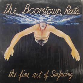 Boomtown Rats - Fine Art Of Surfacing – SIS