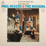 Paul Rever & The Raiders - Just Like Us!