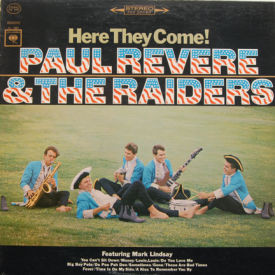 Paul Revere And The Raiders - Here They Come!