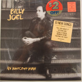Billy Joel - An Innocent Man – SEALED