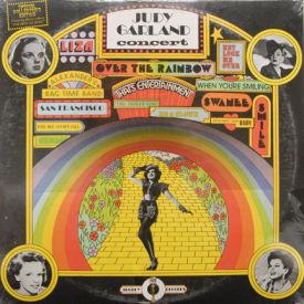 Judy Garland - Concert – SEALED