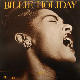 Billie Holiday - Live