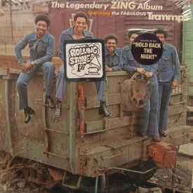 Trammps - Legendary Zing Album