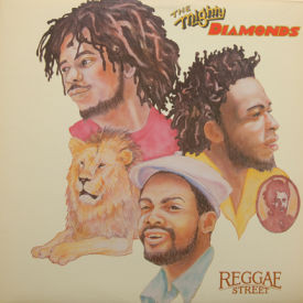Mighty Diamonds - Reggae Street