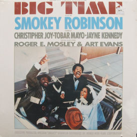 Smokey Robinson - Big Time – SEALED