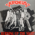 Krokus - Burning Up The Night