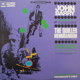 John Barry - Quiller Memorandum