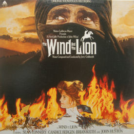 Jerry Goldsmith - The Wind And The Lion