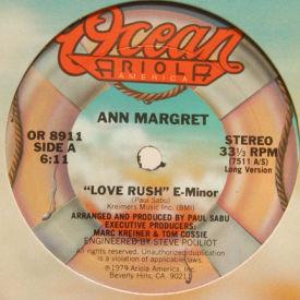 Ann-Margret - Love Rush/For You
